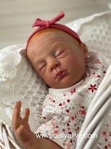 Alumna Emalyn Dolly Alive Bebes Reborn online