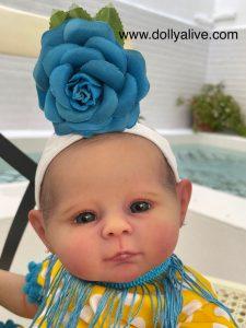 Archie bebe reborn en Dolly Alive - tienda online para bebes reborn