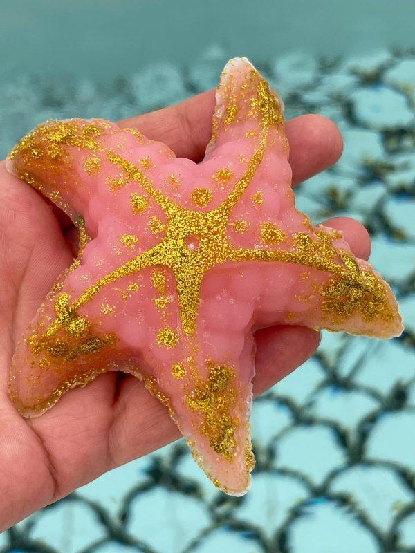Silicona Fantasía Estrella del mar Dolly Alive tienda online