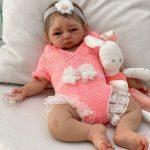 bebes reborn en valencia tienda online dolly alive - Alumna Luanda en Dolly Alive School