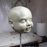 creaciones de bebés hiperrealistas de silicona dolly alive