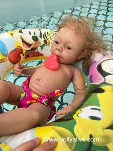 dolly alive tienda en valencia bebé reborn de silicona